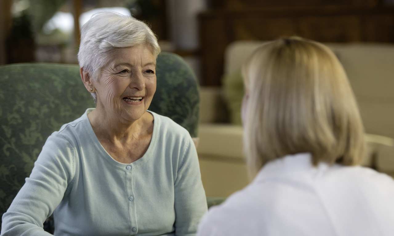 Intervention reduces antipsychotic use in aged care