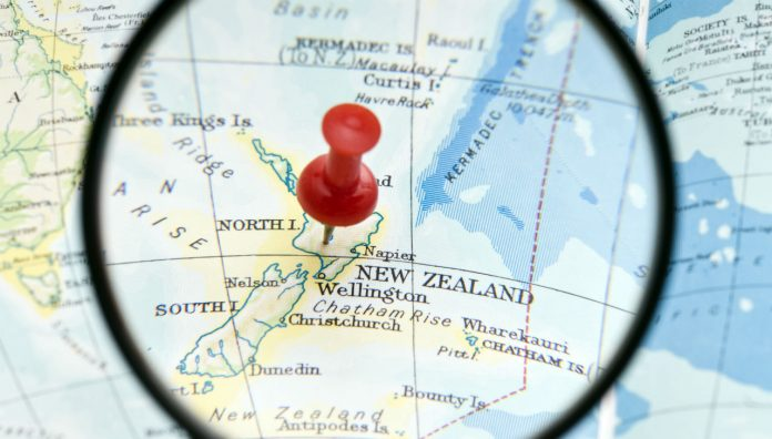 Registration in New Zealand