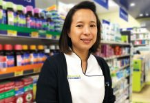 Community pharmacist Loan Pham MPS