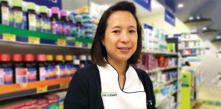 Community pharmacist Loan Pham MPS