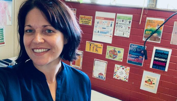 Northern Territory pharmacist Jaimee Anderson MPS