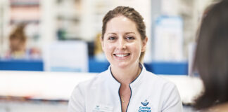 Owner of Canberra's Capital Chemist Southlands Louise McLean MPS.