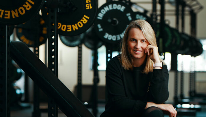 For former athletics star Emily Shears MPS, combining sport and pharmacy set her on track to help other female athletes reach peak performance.