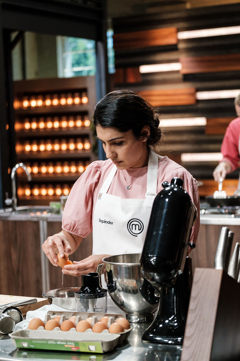 Being methodical and paying attention to detail have helped Depinder Chhibber in the MasterChef kitchen.