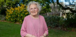 Valerie Constable is the joint recipient of the 2021 PSA Symbion Lifetime Achievement Award